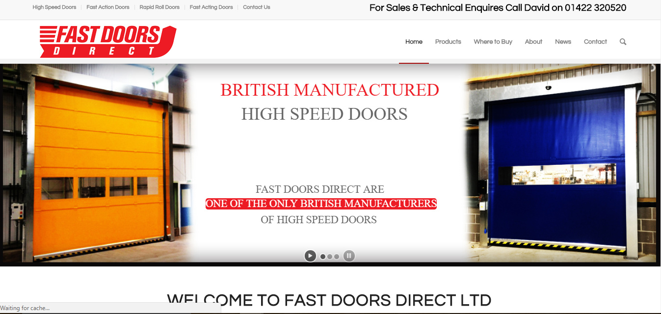 Fast Doors Direct. Creating a leading British Manufacture. PreviousNext  sc 1 st  Affordable Internet Marketing & Fast Doors Direct u2013 Affordable Internet Marketing pezcame.com